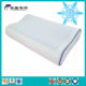 The cooling memory foam ice snow pattern gel pillow