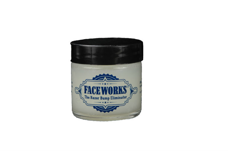 Face Works After Shave Balsam Der Rasierklammer-Eliminator