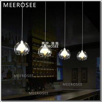 New Design Glass Ball Pendant Lighting Hanging Light In Bar ...