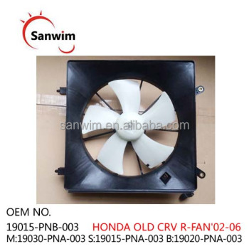 Radiator Fan Assembly Engine Cooling Fits: 2002 - 2006 Hon-da Old C-rv  R-fan'02-06 Om 19015-pnb-003 19030-pna-003 19015-pna-003 - Buy