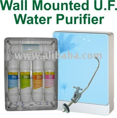 Wall Mounted Ultra-Filtration Water Purifier