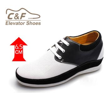 230cf509b1b Haut de gamme en cuir augmentant la taille homme chaussure habillée en  italie turc chaussures