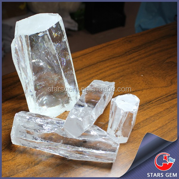 AAAAA quality synthetic cz raw material white rough cubic zirconia