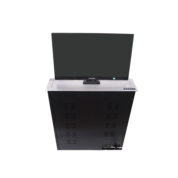 Computer Pop Up LCD Monitor Lift voor conference system interieur