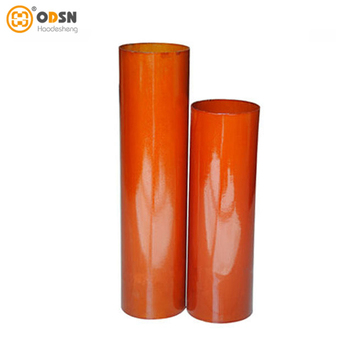 High voltage electrical epoxy resin insulation tube