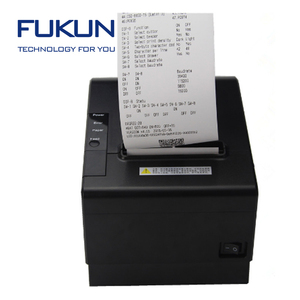 The ultra reliable standard pos thermal printer with low price ideal for kitchen/pos/cash register/super market FK--POS80BS