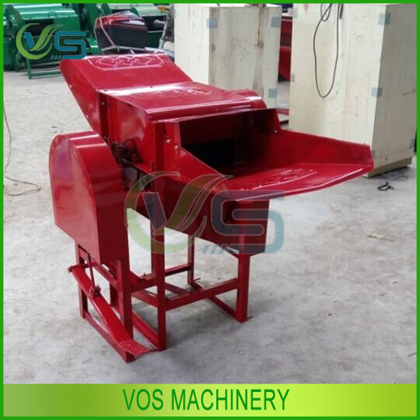 No electric power drive rice threshing machine for sale, pedal foot operated wheat and rice threshing machinery