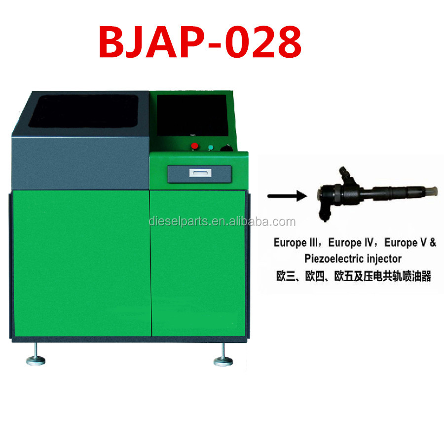 BJAP-028 Common Rail Injector Testing Machine