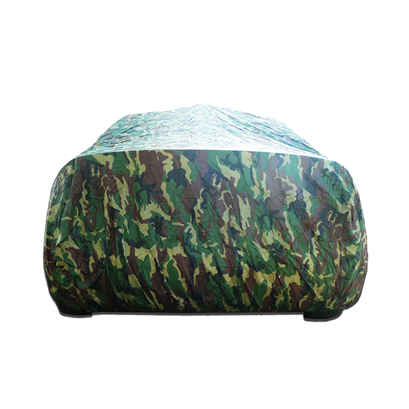 CY-B-46 Camo oxford cloth Outdoor full car cover sun shade Waterproof sun All Weather protection car covers