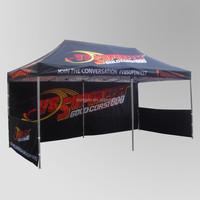 3x3m Outdoor Advertising Aluminum Branded Pop Up Gazebo Canopy ...