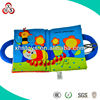 custom children funny kids toy cloth books for children