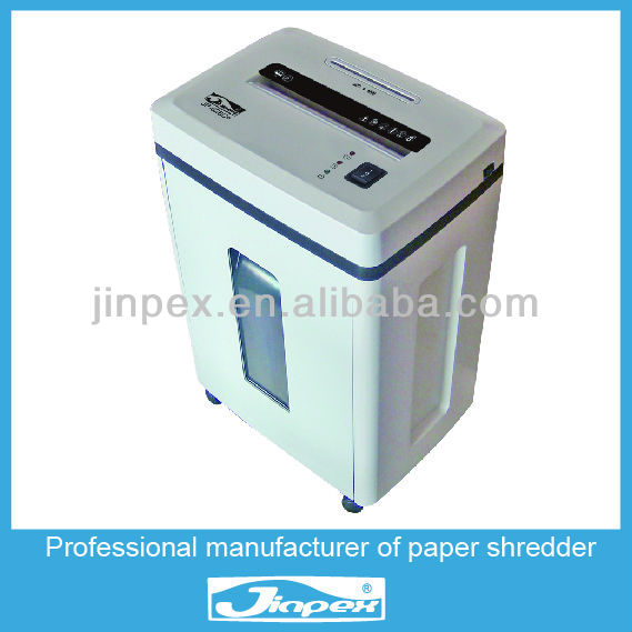 JP-610C cross cut electric office use paper shredder convenient use for seat