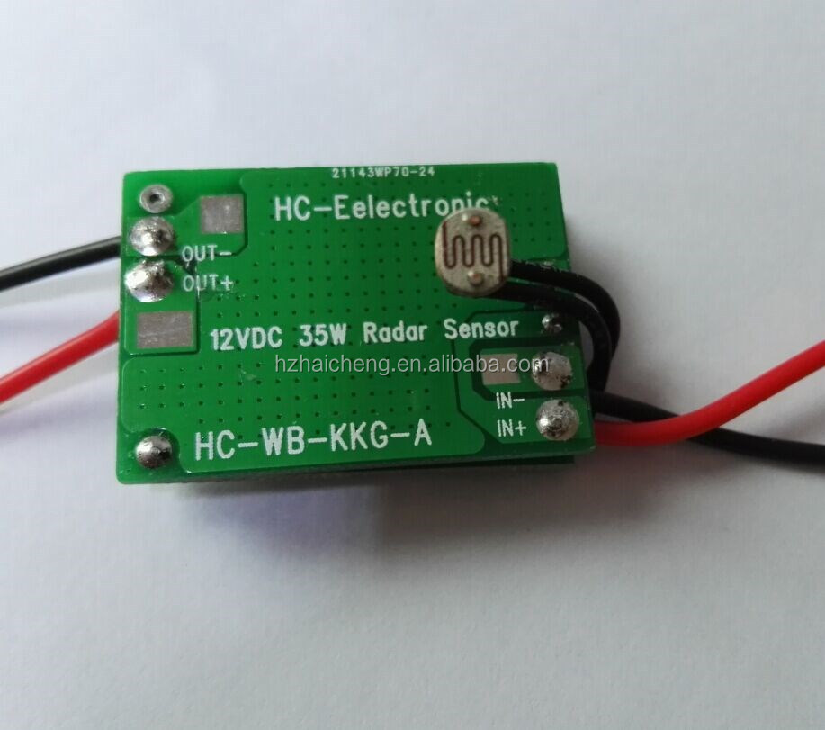Customized LED driver <strong>PCB</strong> with Microwave Induction