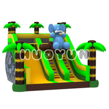Hot Sale Kids Inflatable Little Tikes Elephant Water Slide Outdoor