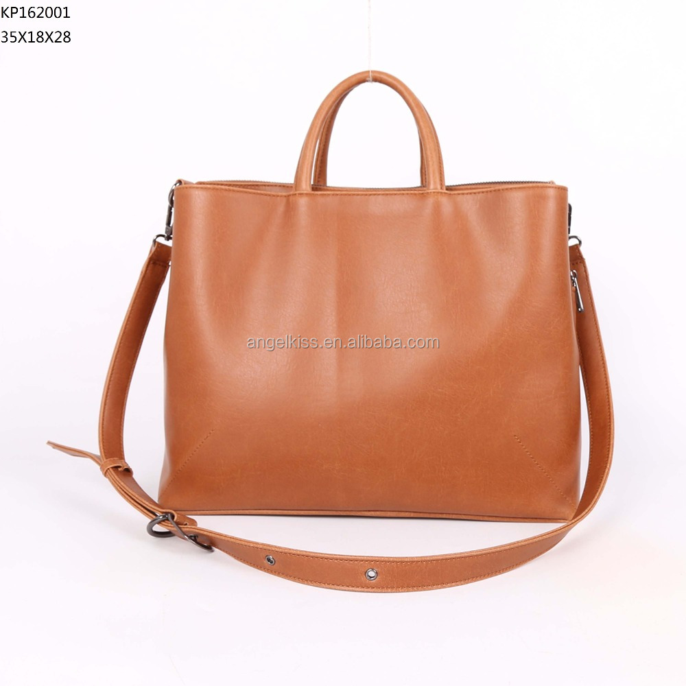 Synthetic leather fashion tote bag SGS-Audited factory ladies handbag 2017 summer elegant-design bags Angelkiss KP162001