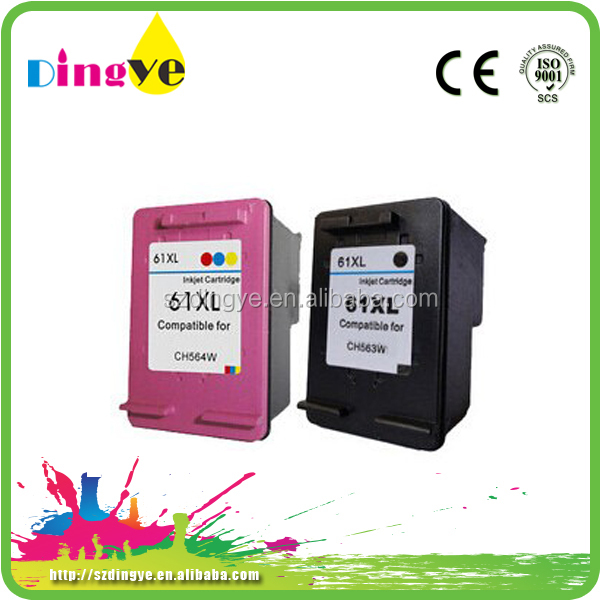 Remanufactured For Hp 61 Ink Cartridges Made In China ...