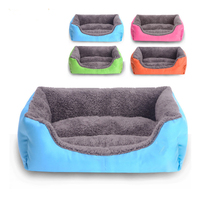 2016 New Products Outdoor Orthopedic Pet Cat Large Dog Bed