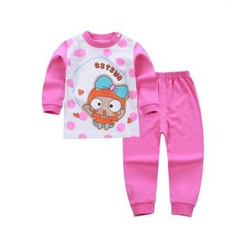 children cartoon clothing sets wholesale christmas pajamas leisure wear cotton kurta pajama designs for girls - Wholesale Christmas Pajamas