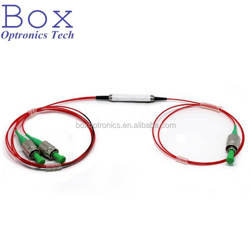 High return loss C+L Band 1550nm/1310nm Optical Circulator