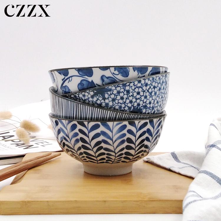 Groothandel Fashion Goedkope Gift Set Koreaanse Granen Rijst Keramische Kom