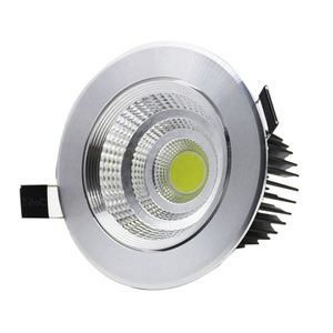 high power cob 30w led downlight cutout 150mm dimmable cob recessed led ceiling light