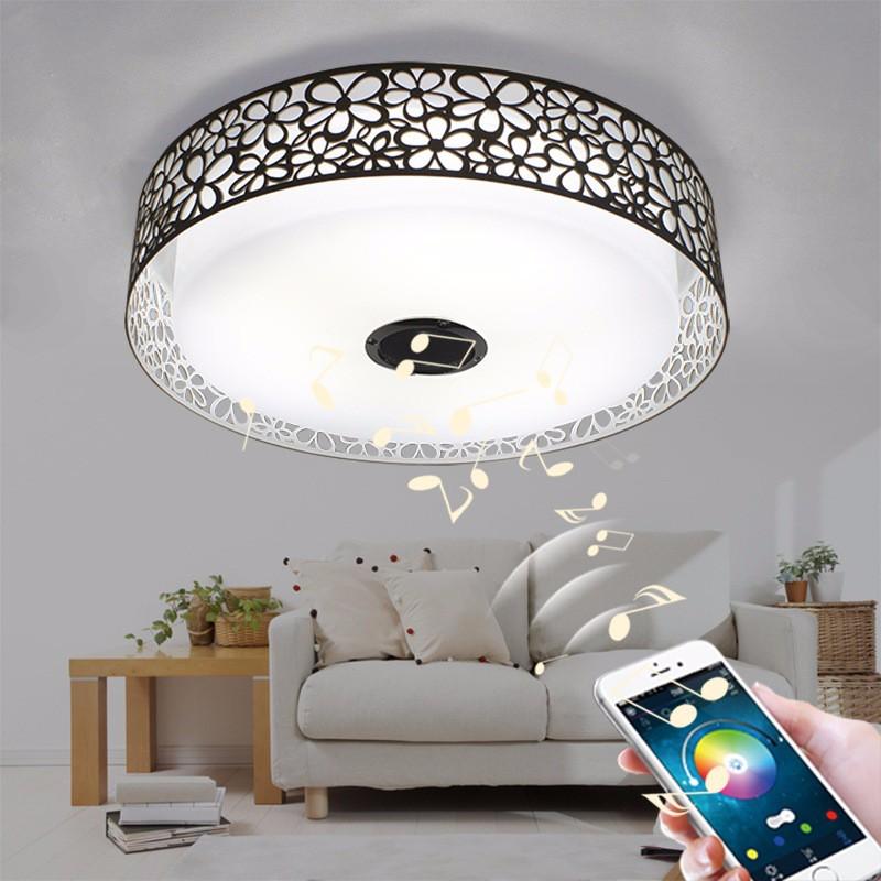 Lumière Mobile Intérieur Plafond Populaire App Contrôle Conception qSUzVpM