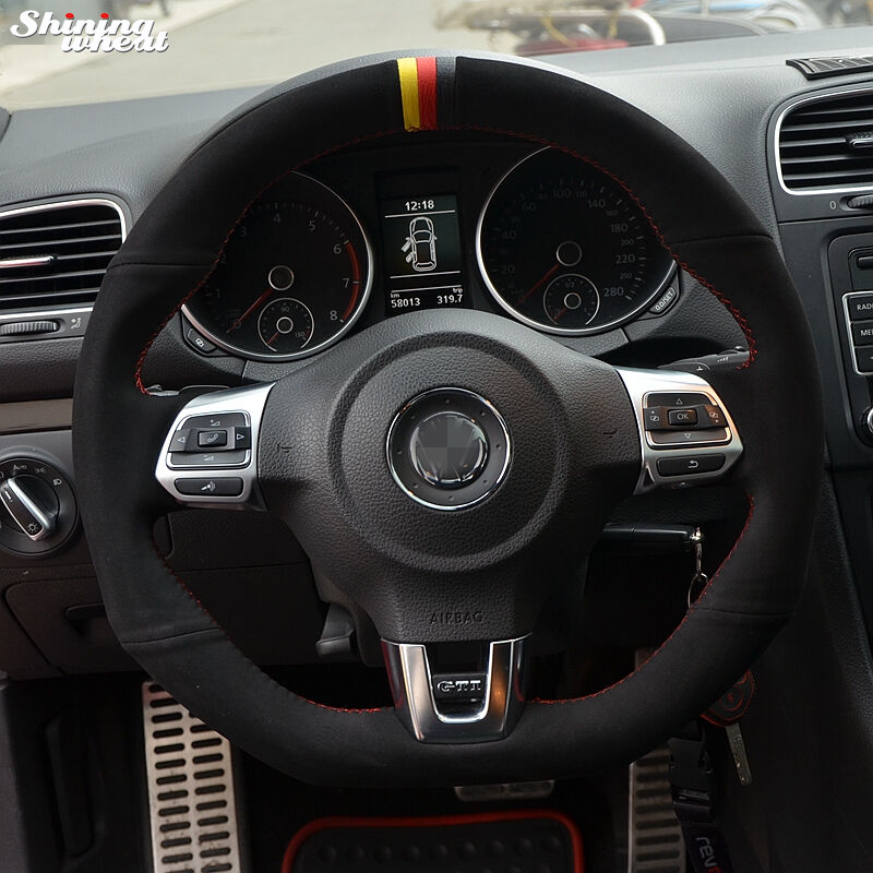 popular gti steering wheel buy cheap gti steering wheel lots from china gti steering wheel. Black Bedroom Furniture Sets. Home Design Ideas