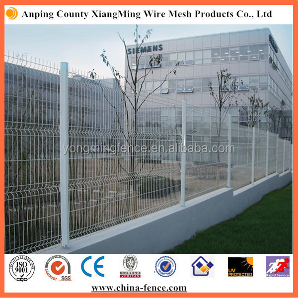 high quality wire mesh fence for boundary wall