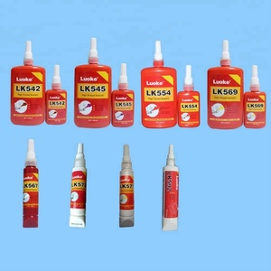 Gasketing Anaerobic Adhesives, Gasketing Anaerobic Adhesives