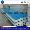 Low Cost Building Material Roofing light steel color corrugated EPS Sandwich Panel