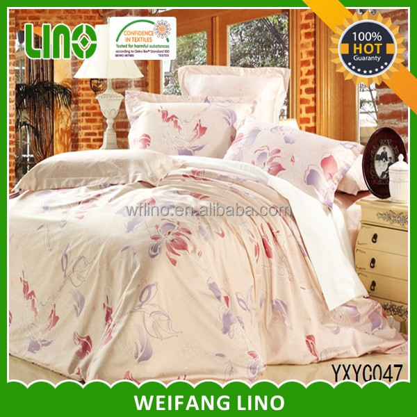 Bedspread And Matching Curtain/queen Size Bedding Set /china ...