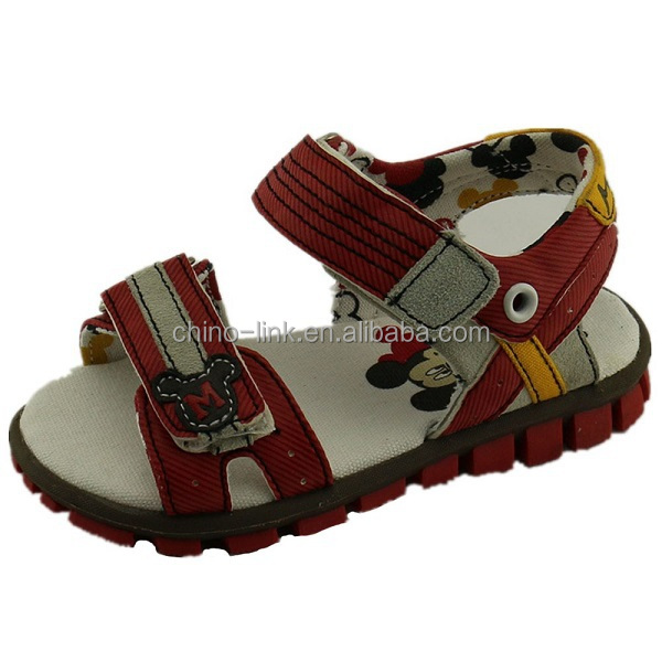 Excelent quality design new kid sandal,child sandal