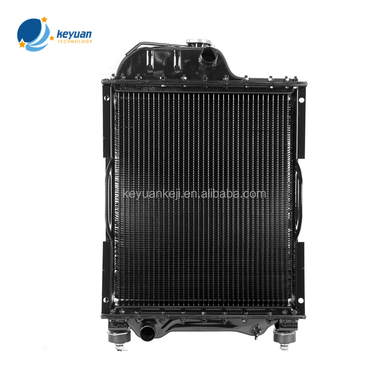 Radiator Assembly copper tractor radiator for keyuan