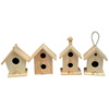Direct factory supply solid wood pigeons bird house