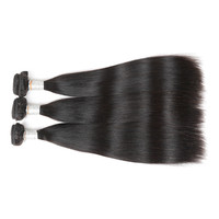 China wholesale best selling products 2017 in USA Aliexpress straight wave,3 bundles one bag raw Cambodian hair free shipping