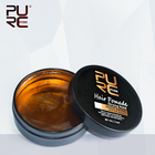 Matte Clay Wax Private Label Factory Price Edge Control Extra Hold Hair Pomade