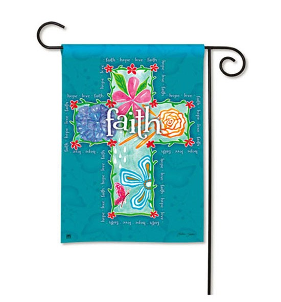 Wholesale Advertising Garden Linene Flag With Pole Buy