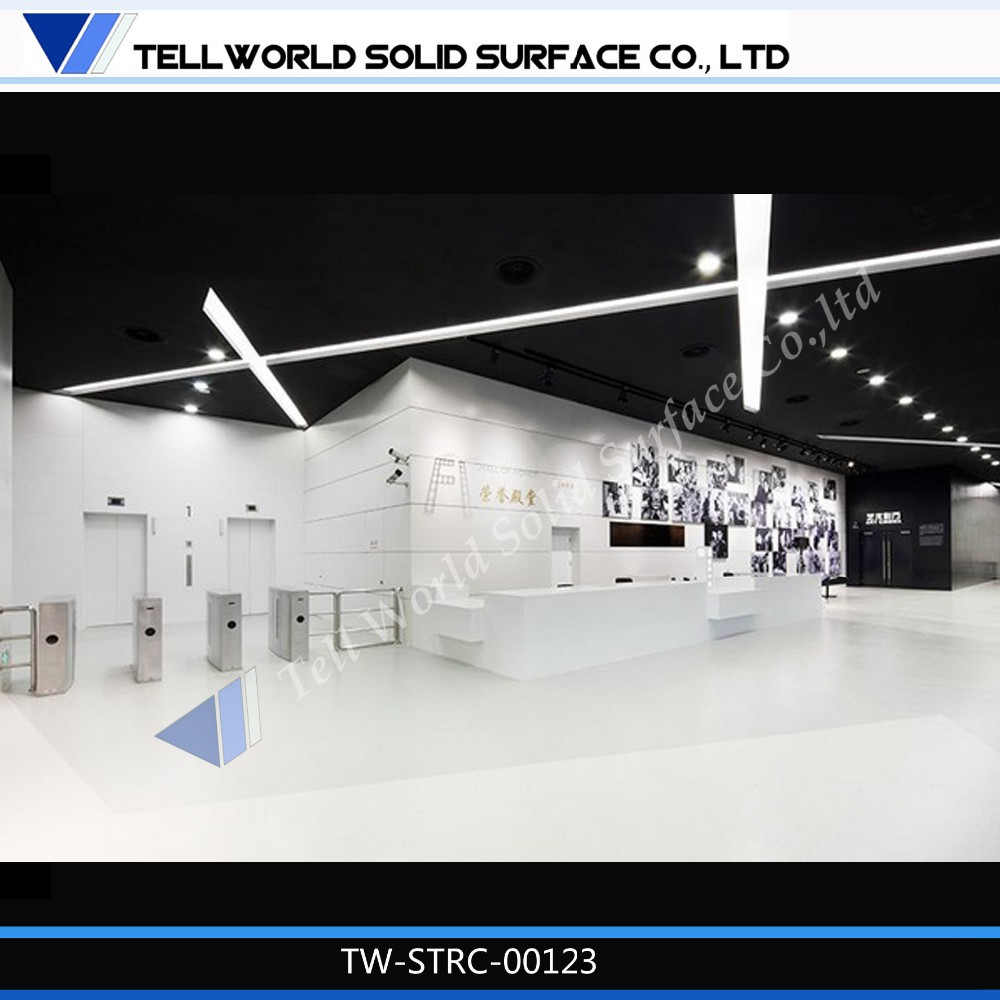 Tell World Leading Producer For Acrylic Solid Surface Boutique ...