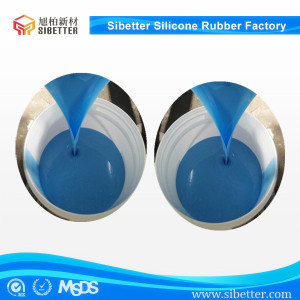 Platinum Silicone Rubber RTV2 for Mold Making,Heat Resistant