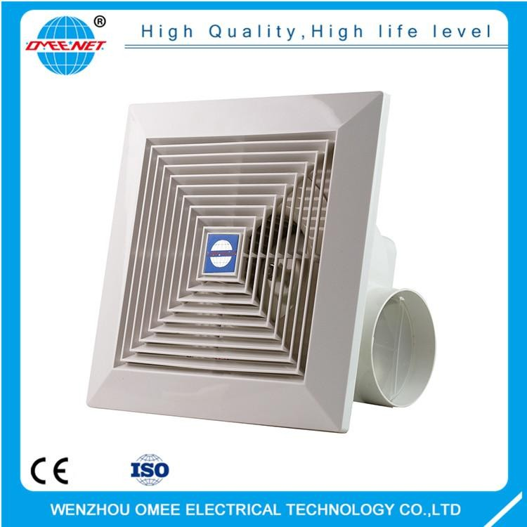 ABS Material Factory Exhaust Ventilator Fan Bathroom Use Safety Fan