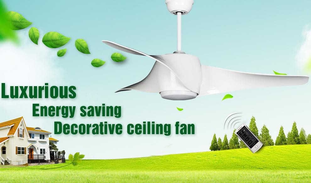 ceiling fan with light modern 52inch natural wood speed control modern 3 wooden blades low energy ceiling fan