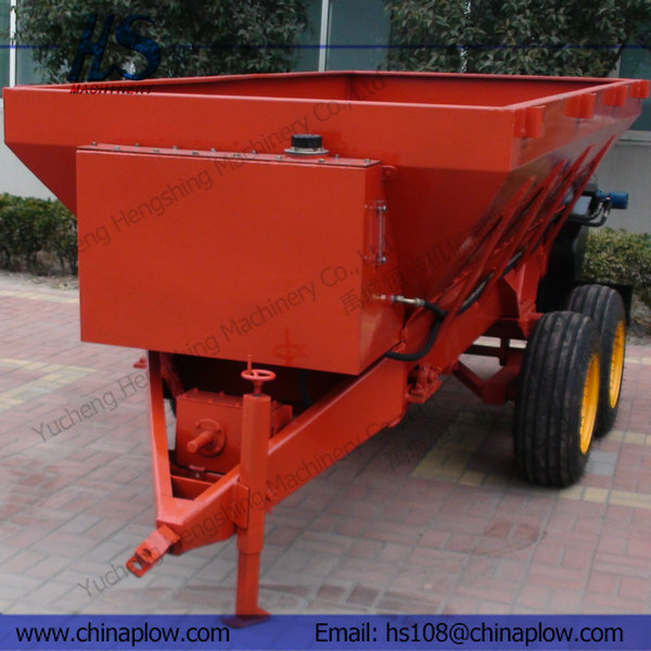 Tractor Mounted Fertilizer Spreader For Sale