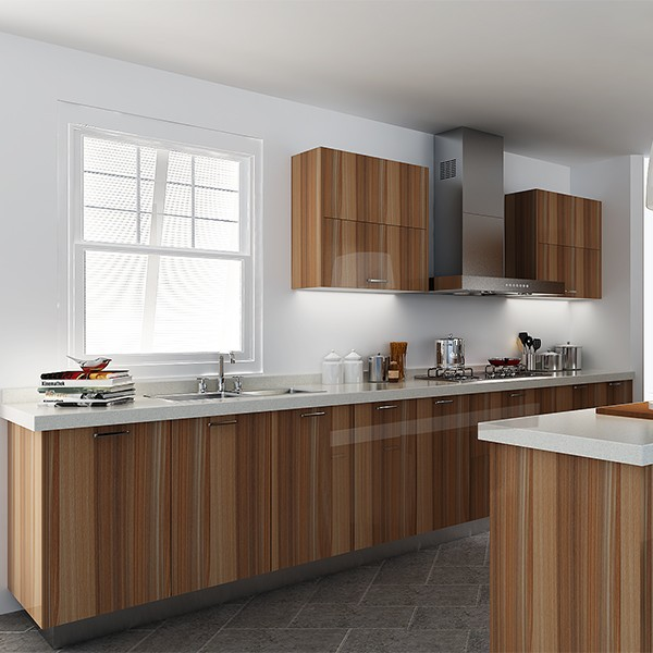 Kastenwand keuken houten for Kitchen cabinets kenya