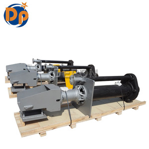 2 Inch high flow submersible slurry pump