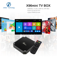 x96 mini android 7.1 OS tv box with EVDTV 2700+ channels ARABIC Turkey French UK DE TURKEY IPtv OS 6.0 TV Box 4K H.265 Memory 1G