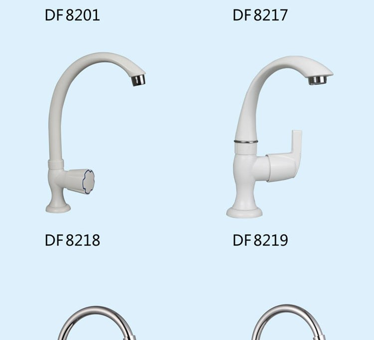 single lever upc nsf 61 9 kitchen faucet most durable chrome plated