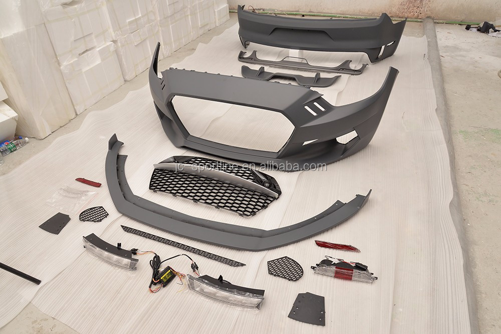 Galpin Fisker Rocket Style Body Kit For Ford Mustang Gt ...