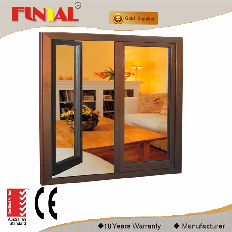 2016 Hot Sale Double Laminated Tempered Glass Aluminum