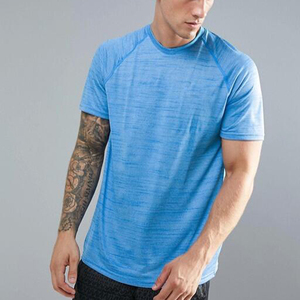 High Quality Bulk blank Custom Sport Wholesale Metal Gym T Shirts