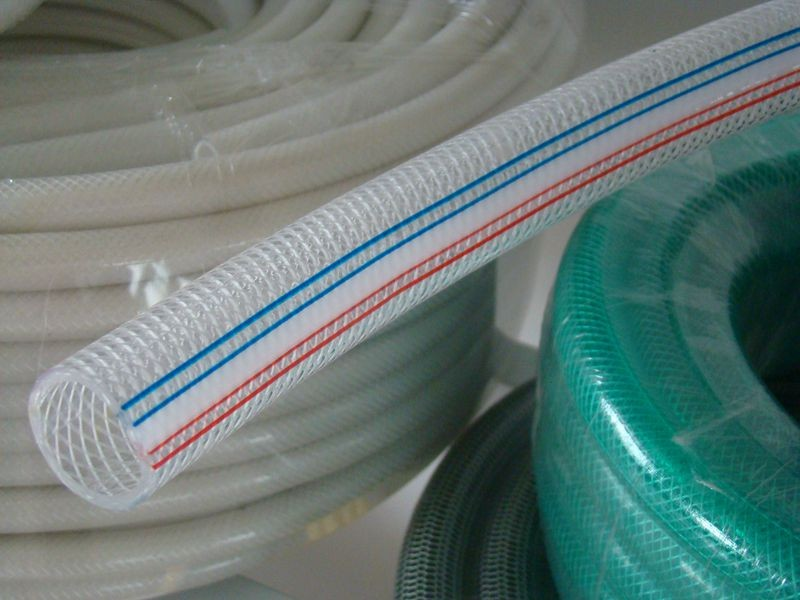 China Manufacture Certificate Ce Rohs Braided Reinforced Stainless ...